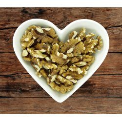 Light Walnut Halves & Pieces 1Kg