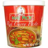 Red Thai Curry Paste 400g
