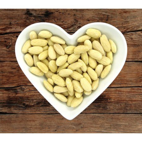 Blanched Almonds 10Kg