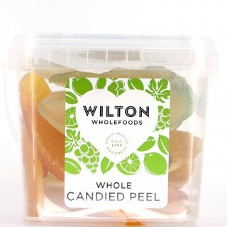 Whole Candied Peel 500g [PreOrder]