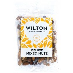 Deluxe Mixed Nuts 100g