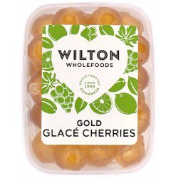 Gold Glace Cherries 180g