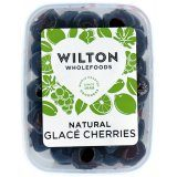 Natural Colour Glace Cherries 180g