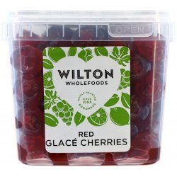 Red Glace Cherries 1Kg
