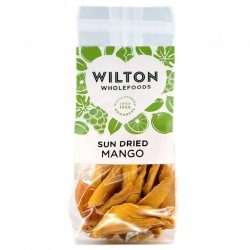 Sun Dried Mango 75g