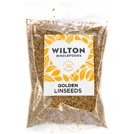 Golden Linseeds (Flax Seeds) 375g