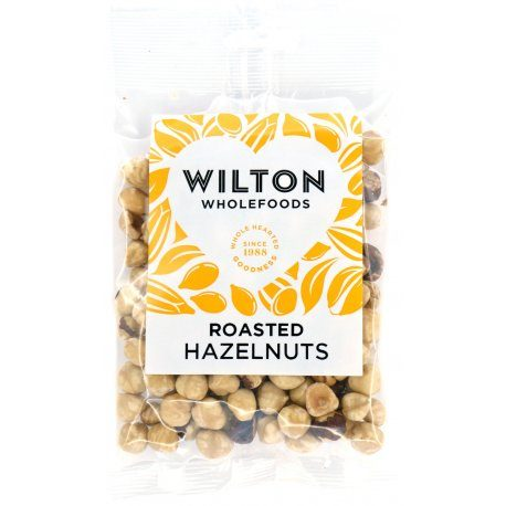 Roasted Hazelnuts 100g