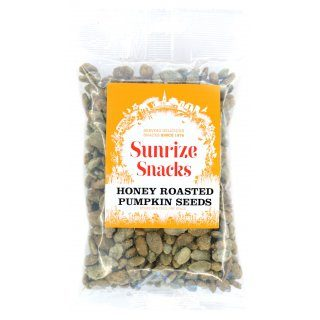 honey roasted pumpkin seeds 150g
