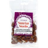 Salted Caramel Chocolate Almonds 100g