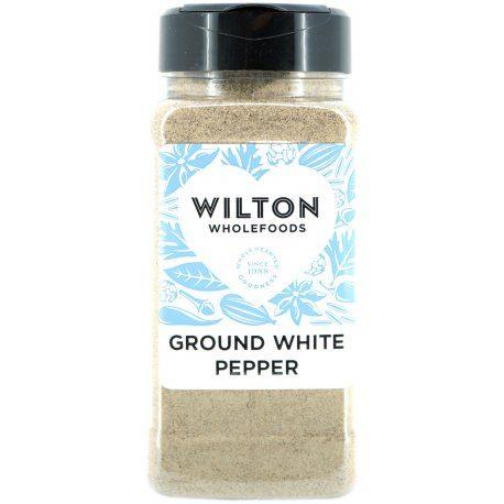 Ground White Pepper 350g TUB