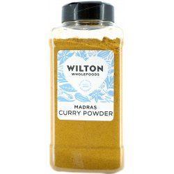 Madras Curry Powder 500g TUB
