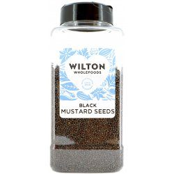 Black Mustard Seeds 500g TUB