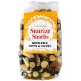 Supreme Nuts & Fruit 350g
