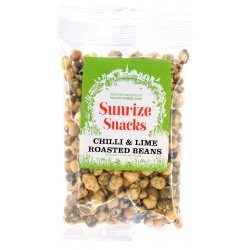 Chilli & Lime Roasted Beans 100g