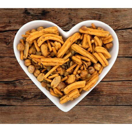 Hot Bombay Mix 15Kg