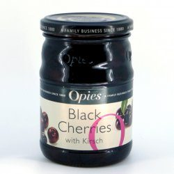 Black Cherries in Kirsch 370g