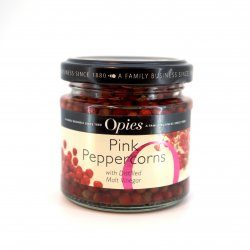Pine Peppercorns in vinegar 105g