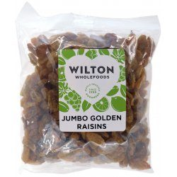 Jumbo Golden Raisins 500g