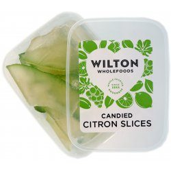 Candied Citron Slices 125g
