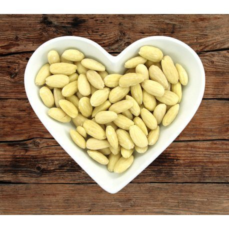 Blanched Almonds 12.5Kg