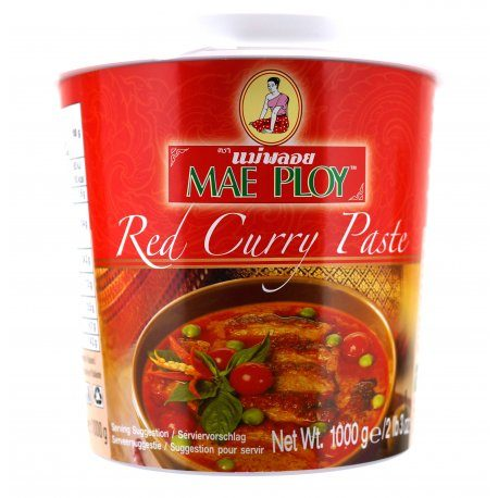 Red Thai Curry Paste 1Kg