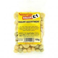 Yogurt Assortment £1 (150g)