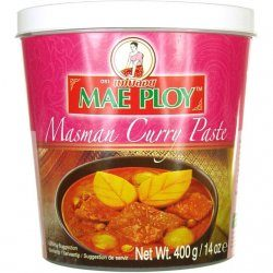 Masman Curry Paste 400g