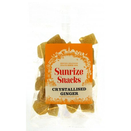 Crystallised Ginger 150g