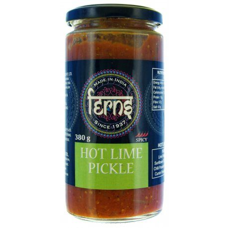 Hot Lime Pickle 380g