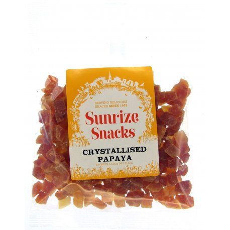 Crystallised Papaya 175g