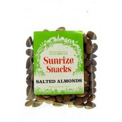 Salted Almonds 100g