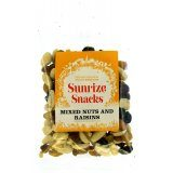 Mixed Nuts and Raisins 140g