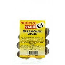 Milk Chocolate Brazils £1 (100g)