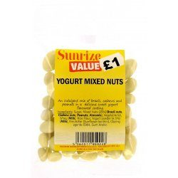 Yogurt Mixed Nuts £1 (120g)