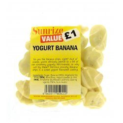 Yogurt Banana £1 (150g)