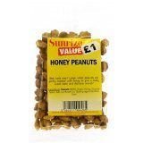 Honey Peanuts £1 (120g)