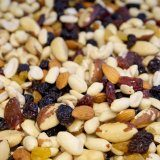 Mixed Nuts and Raisins 600g