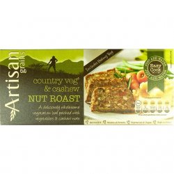 Country Veg and Cashew Nut Roast Kit 200g
