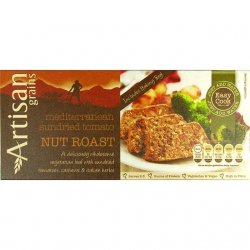 Mediterranean sundried tomato Nut Roast Kit 200g