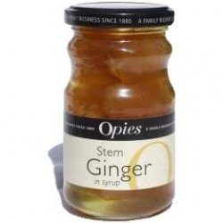Stem Ginger in Syrup 280g Jar