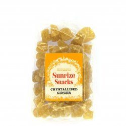 Crystallised Ginger 400g