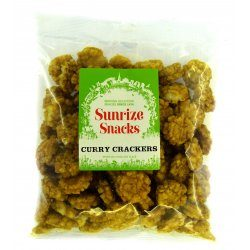 Curry Crackers 200g