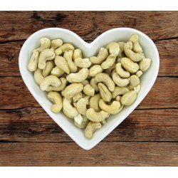 Whole Cashews 22.68Kg