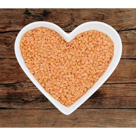 Red Split Lentils 1Kg
