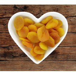 Selected Dried Apricots 1Kg