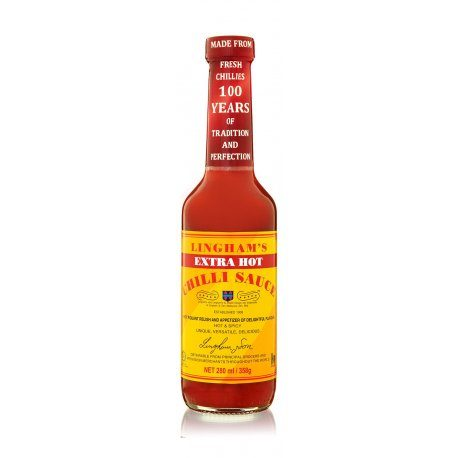Extra Hot Chilli Sauce 280ml