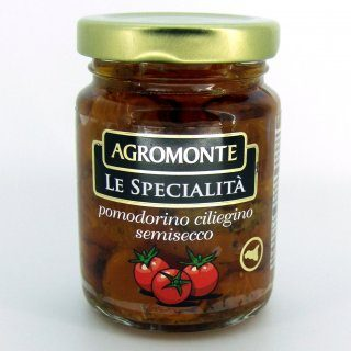 Semi-dried cherry tomato 100g