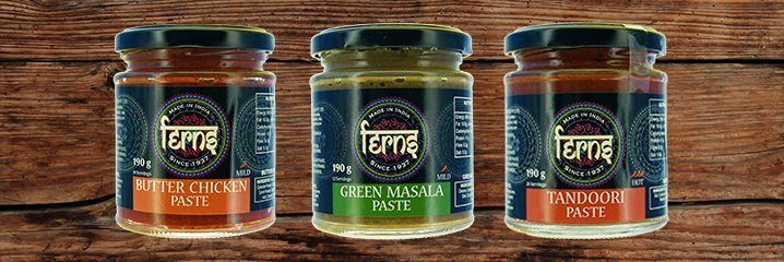Ferns' Pickles and Pastes