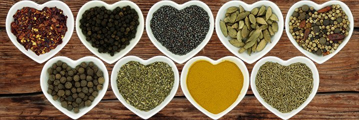 Herbs / Spices / Condiments
